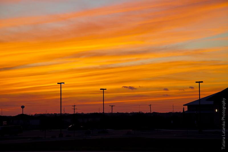 Техасский закат 3